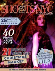 Dee Shoots NYC - January/February 2016