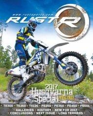 RUST magazine: 2017 Husqvarna Special
