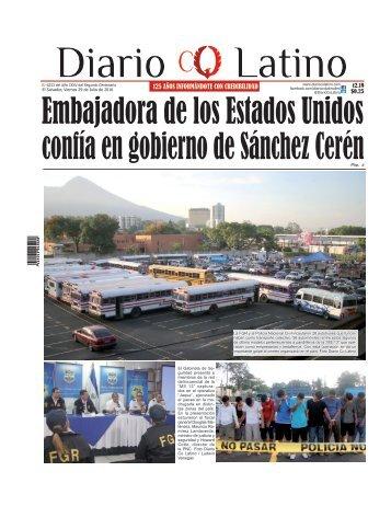 Edición 29 deJulio de 2016