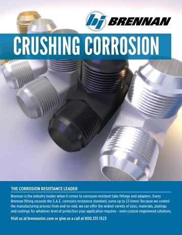 Corrosion Resistance Flyer