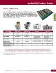 Fiber Optic Multiplexer Catalog - Page 7