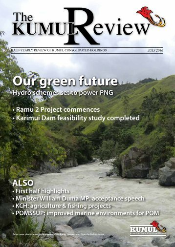 KUMUL Review July 2016