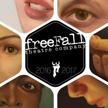 freeFall 2016/17 Season Brochure