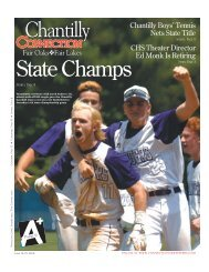 Chantilly State Champs