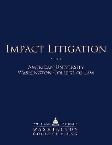Impact Litigation