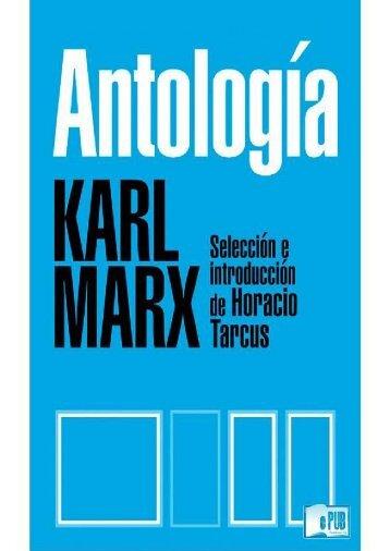 Marx-Karl-Antolog%C3%ADa