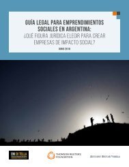 SOCIALES EN ARGENTINA