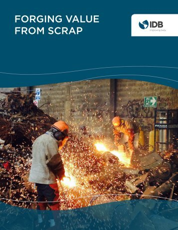 FORGING VALUE FROM SCRAP