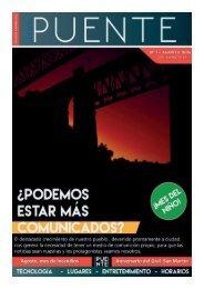 Revista Puente Agosto 2016-1