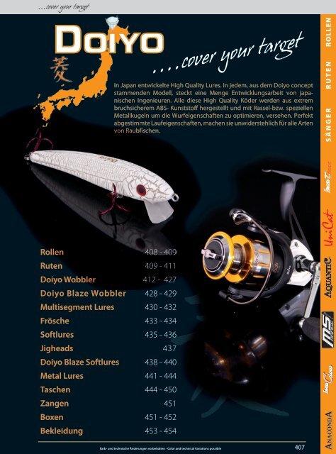 407-454 Iron Claw Doiyo