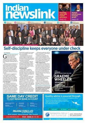 Indian Newslink August 1, 2016 Digital Edition