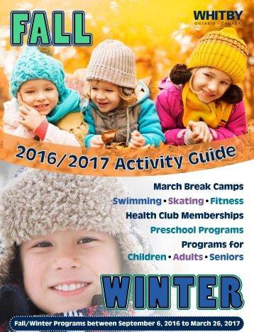 2016/2017 Guide