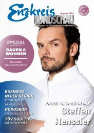 Enzkreis Rundschau August 2016