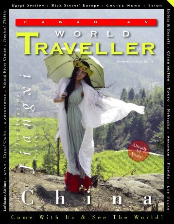 Canadian World Traveller / Summer 2016 Issue