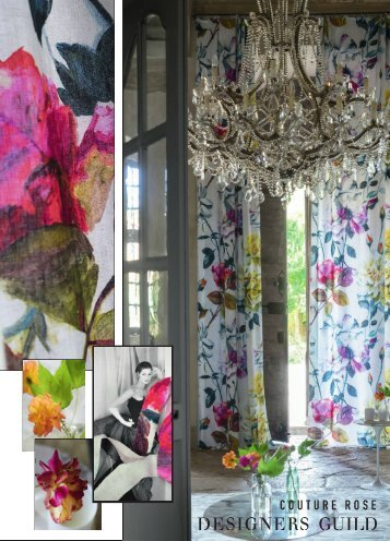 Designers Guild Fabric and wallpaper-spring summer 2016