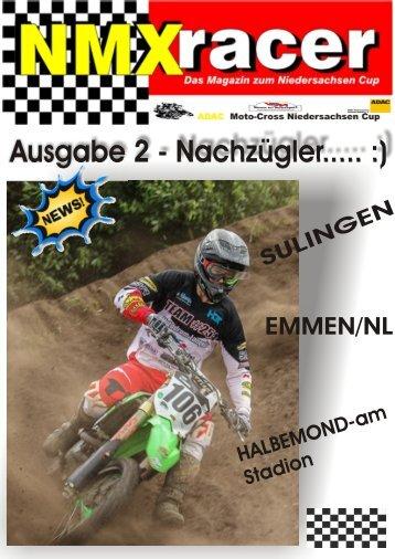 NMXracer Ausgabe 2-2016 August