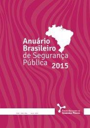 Anuário Brasileiro de Segurança Pública 2015