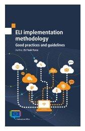 ELI implementation methodology
