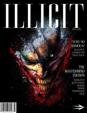Illicit Magazine Cross Platform