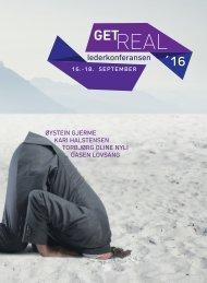 Lederkonferansen´16 Get Real