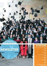 CKYNewsletter3rd edition