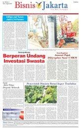 Bisnis Jakarta 1 Agustus 2016