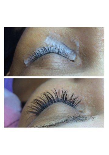 Eyelashes by Robyn