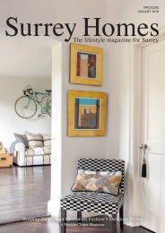 Surrey Homes | SH22 | August 2016 | Wedding supplement inside