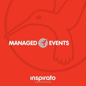 inspirato MANAGED EVENTS
