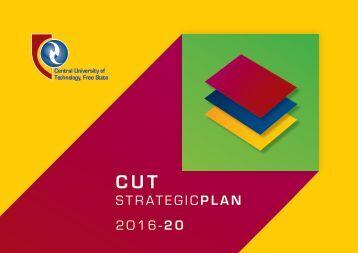 Strategic Plan 2016 - 2020