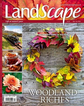 LandScape Sept/Oct 2016 sampler