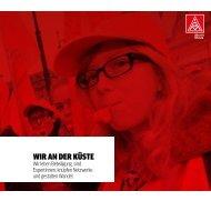 IG Metall Küste: Geschäftsbericht 2012 - 2015