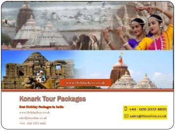 Konark Tour Packages - HolidayKeys.co.uk