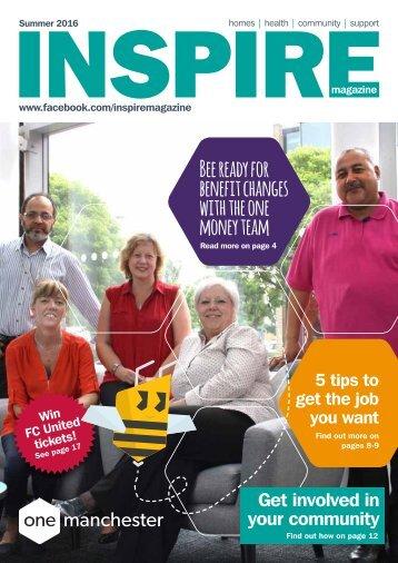 Inspire Magazine - Summer 2016