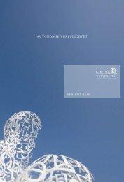 Shanghai- und CHE-Rankings - Goethe-Universität