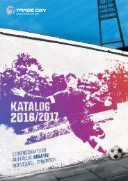 Trade Con GmbH - Fanartikel Katalog 2016/2017