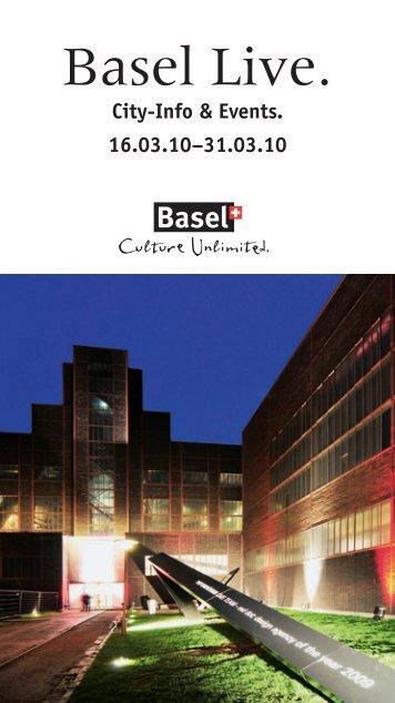 Galerie Carzaniga Basel - Basel Live