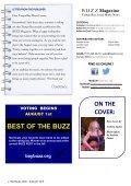 BUZZ Magazine August 2016 - Page 4