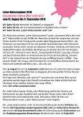 Leher Kultursommer 2016 - Das Programm - Seite 4