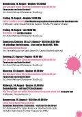 """""""Leher Kultursommer 2016"""" - Das Programm - Page 6"""