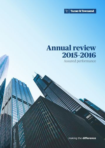 Annual review 2015–2016