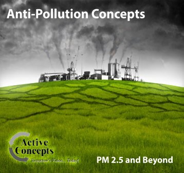 Anti-Pollution Concepts