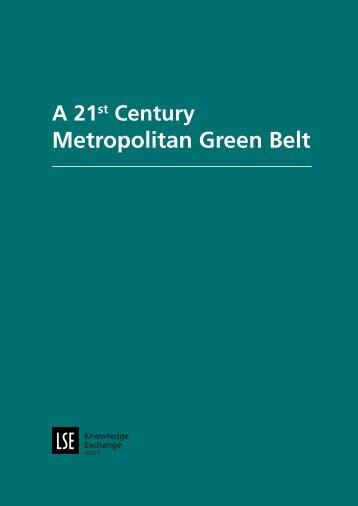 Metropolitan Green Belt