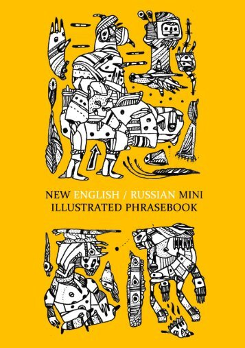 NEW MINI ILLUSTRATED PHRASEBOOK