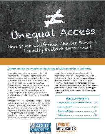 Report-Unequal-Access-080116