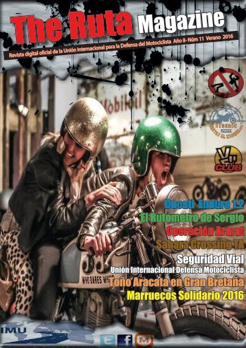The Ruta Magazine Edicion 11 Julio 2016