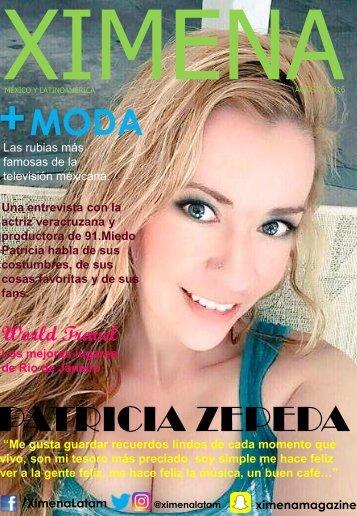 Revista Ximena | Agosto 2016