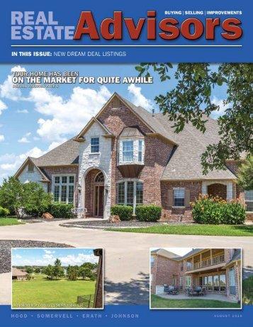 The Real Estate Advisors Magazine - August 2016