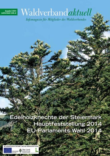 Waldverband aktuell - Ausgabe 2014-02
