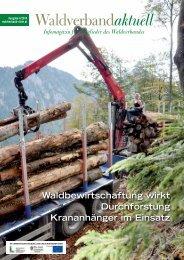 Waldverband aktuell - Ausgabe 2014-04
